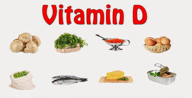 Vitamin D Naturally In Food
